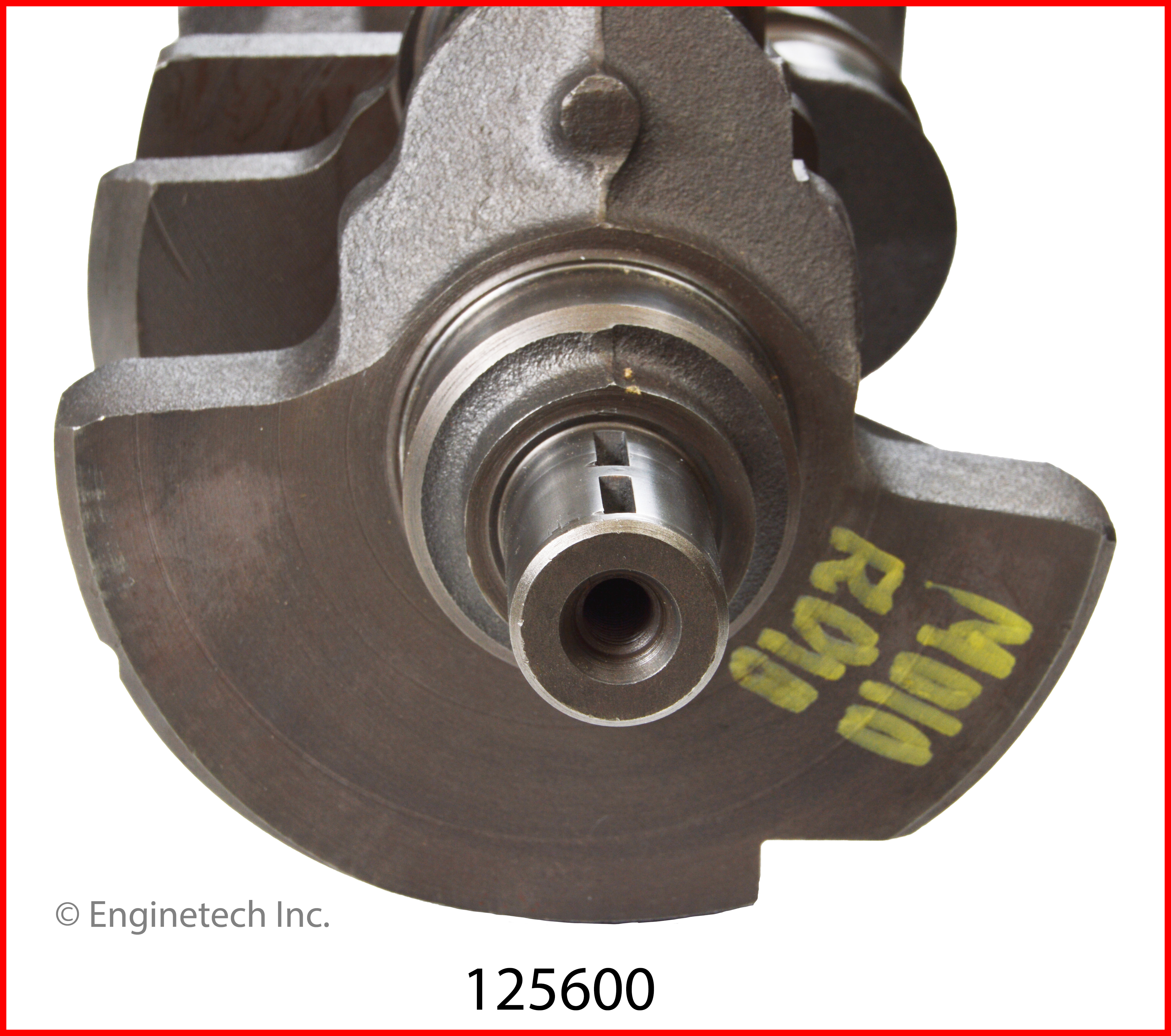125600 Crank Kit - Reman Enginetech