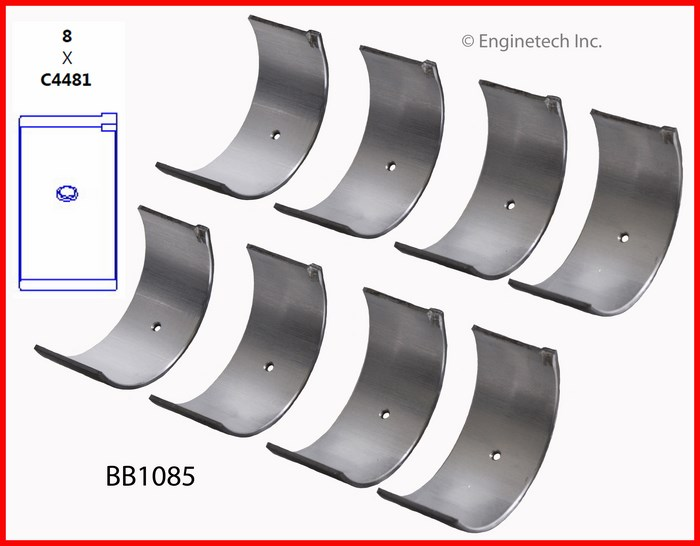 BB1085 Bearing Set - Rod Enginetech