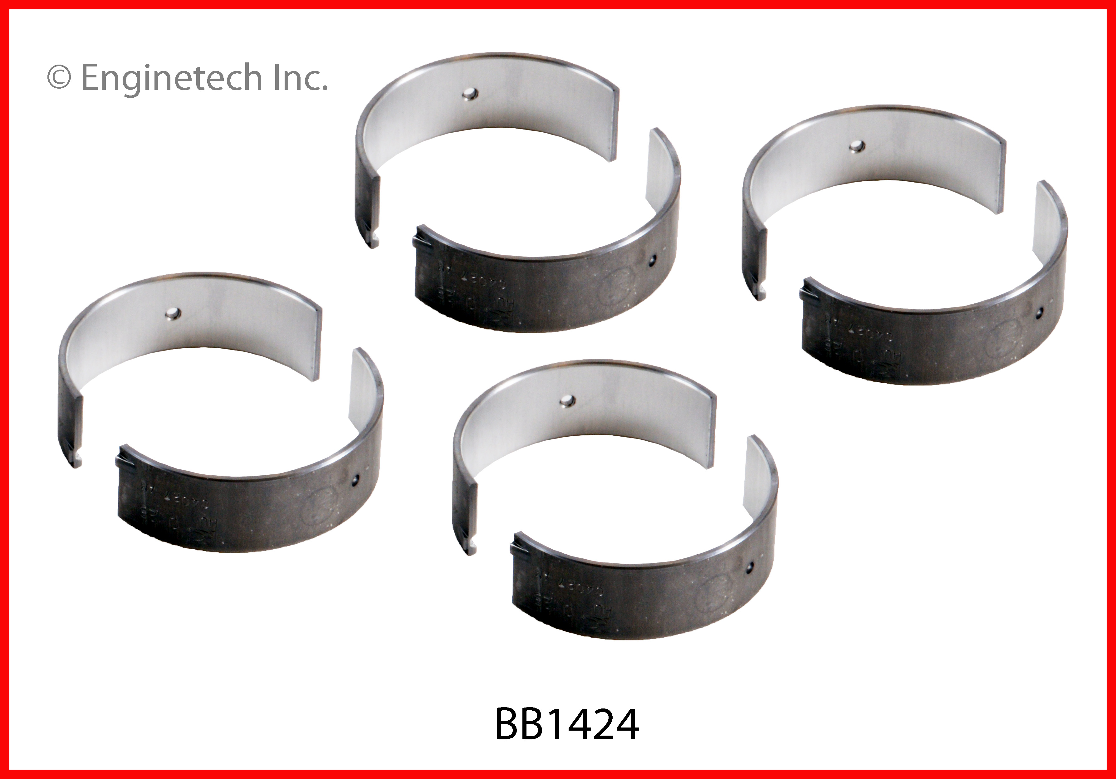 BB1424 Bearing Set - Rod Enginetech