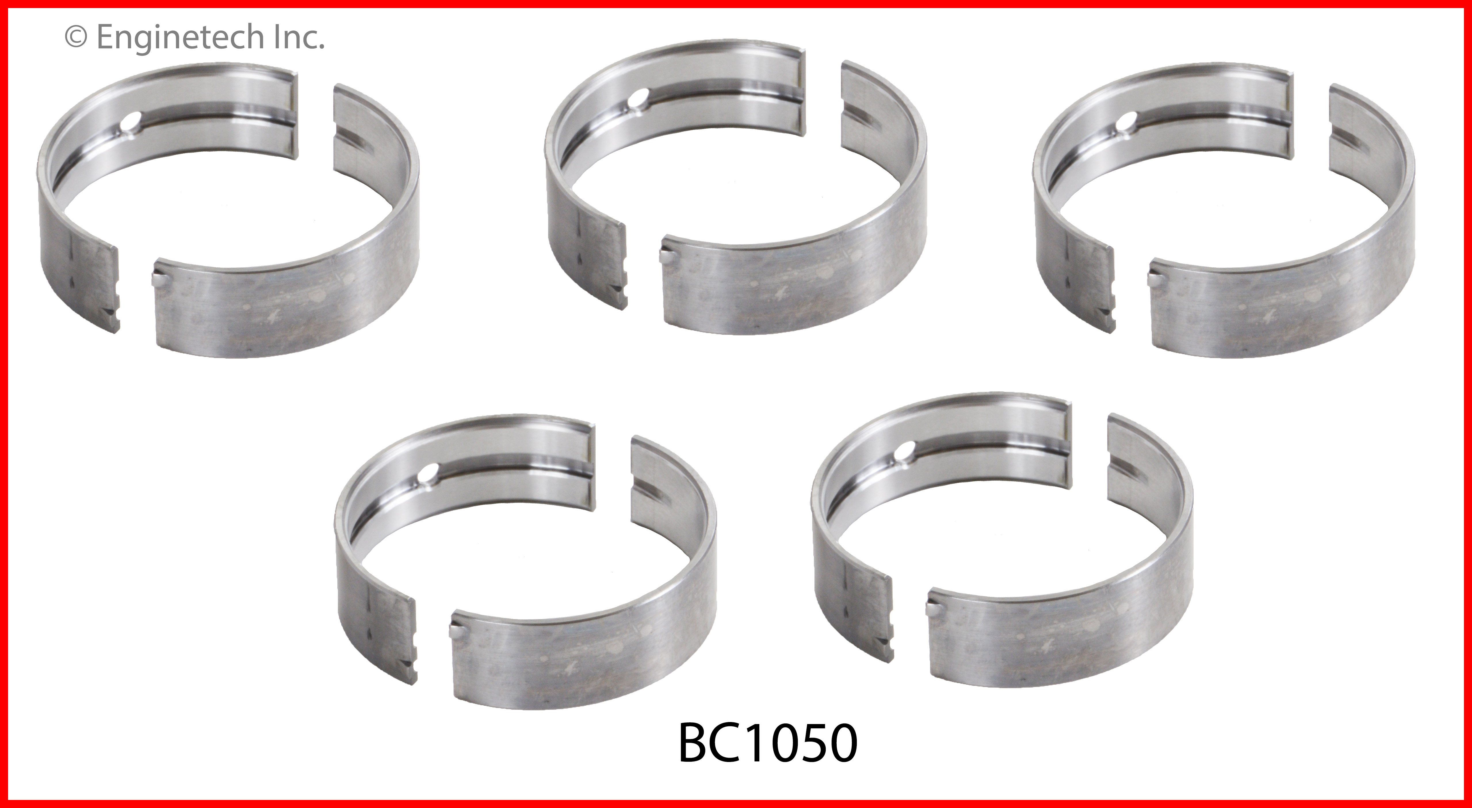 BC1050 Bearing Set - Main Enginetech
