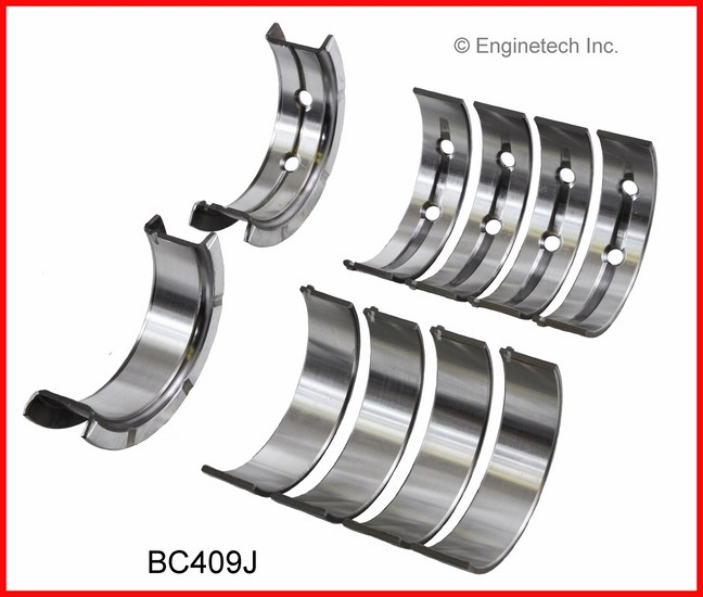 BC409J Bearing Set - Main Enginetech