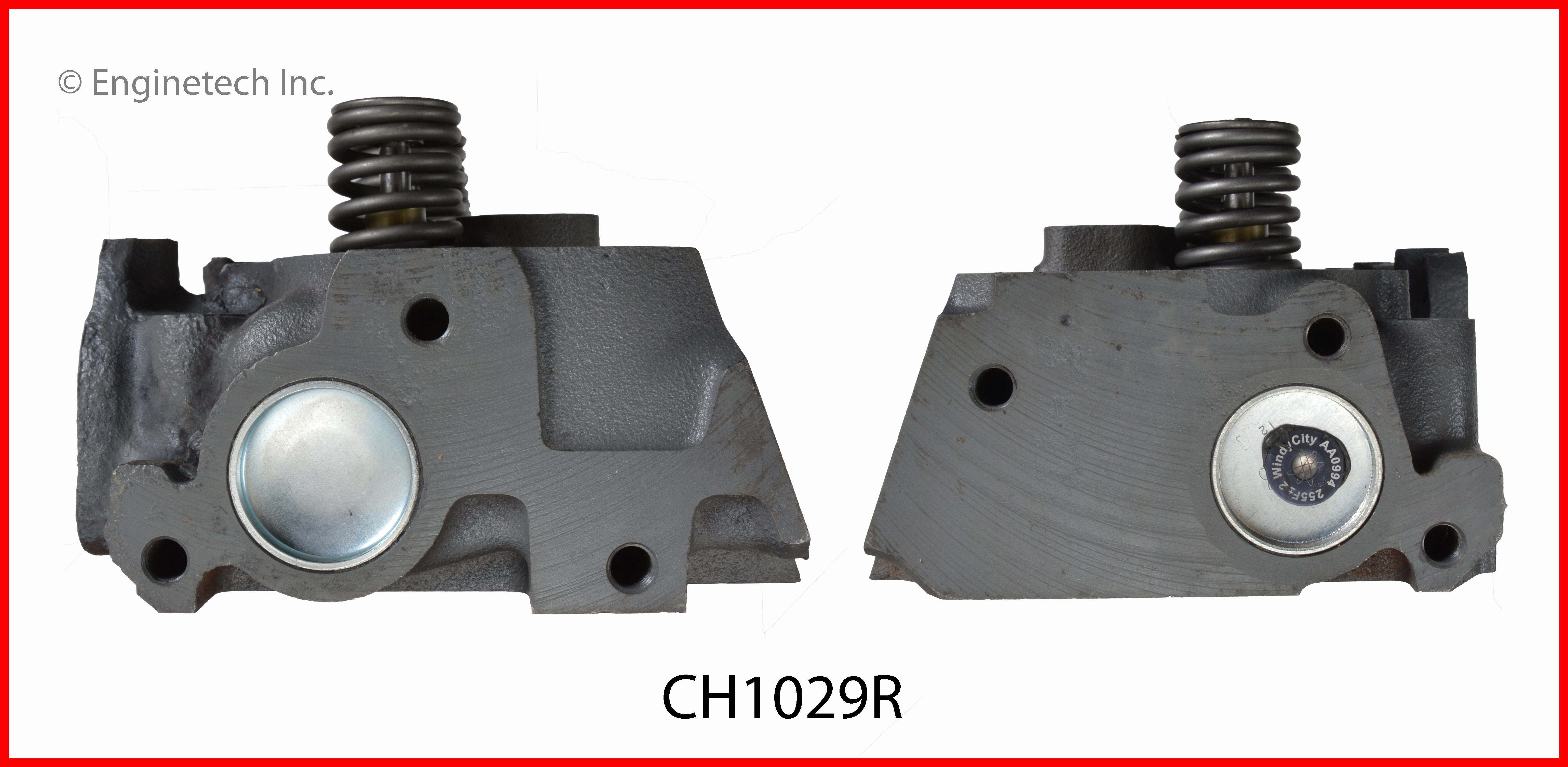 CH1029R Cylinder Head - Complete Enginetech
