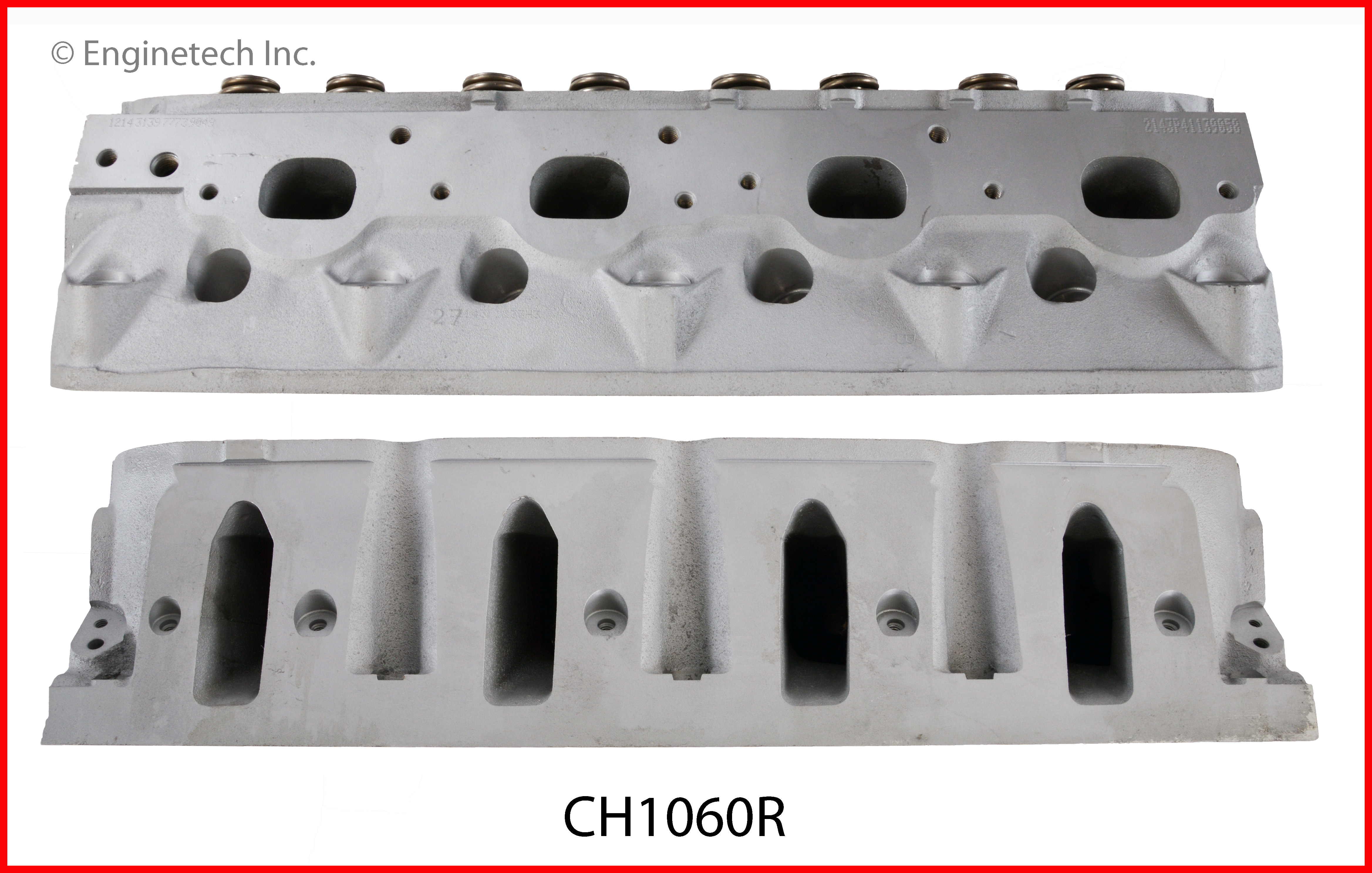 CH1060R Cylinder Head - Complete Enginetech
