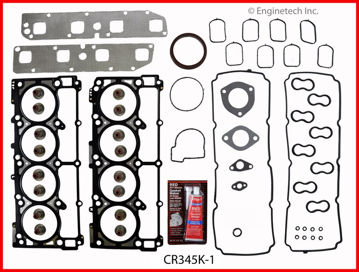 CR345K-1 Gasket Set - Full Enginetech