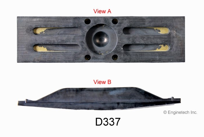 D337 Timing Chain Damper Enginetech