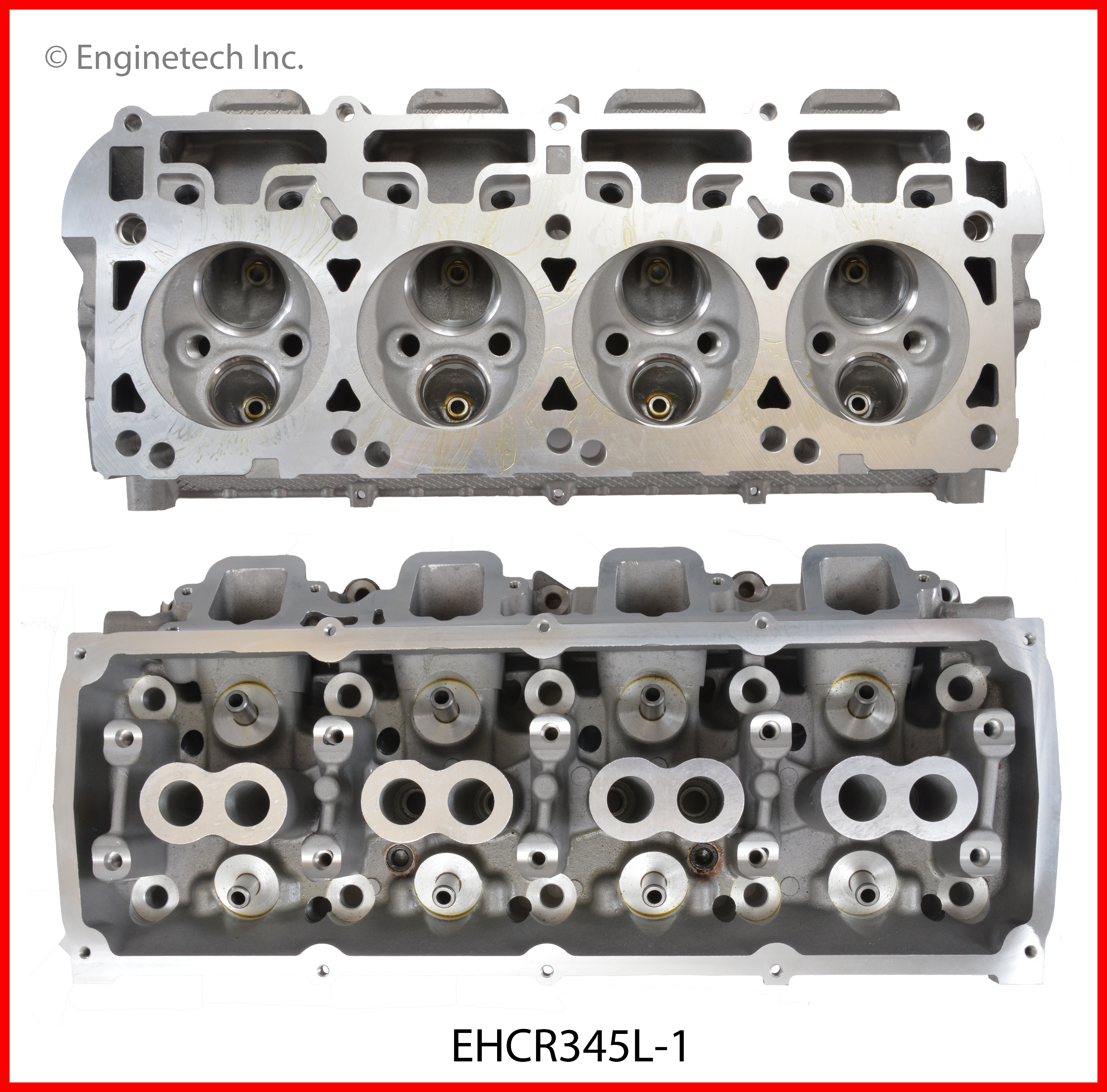 EHCR345L-1 Cylinder Head - Bare Enginetech