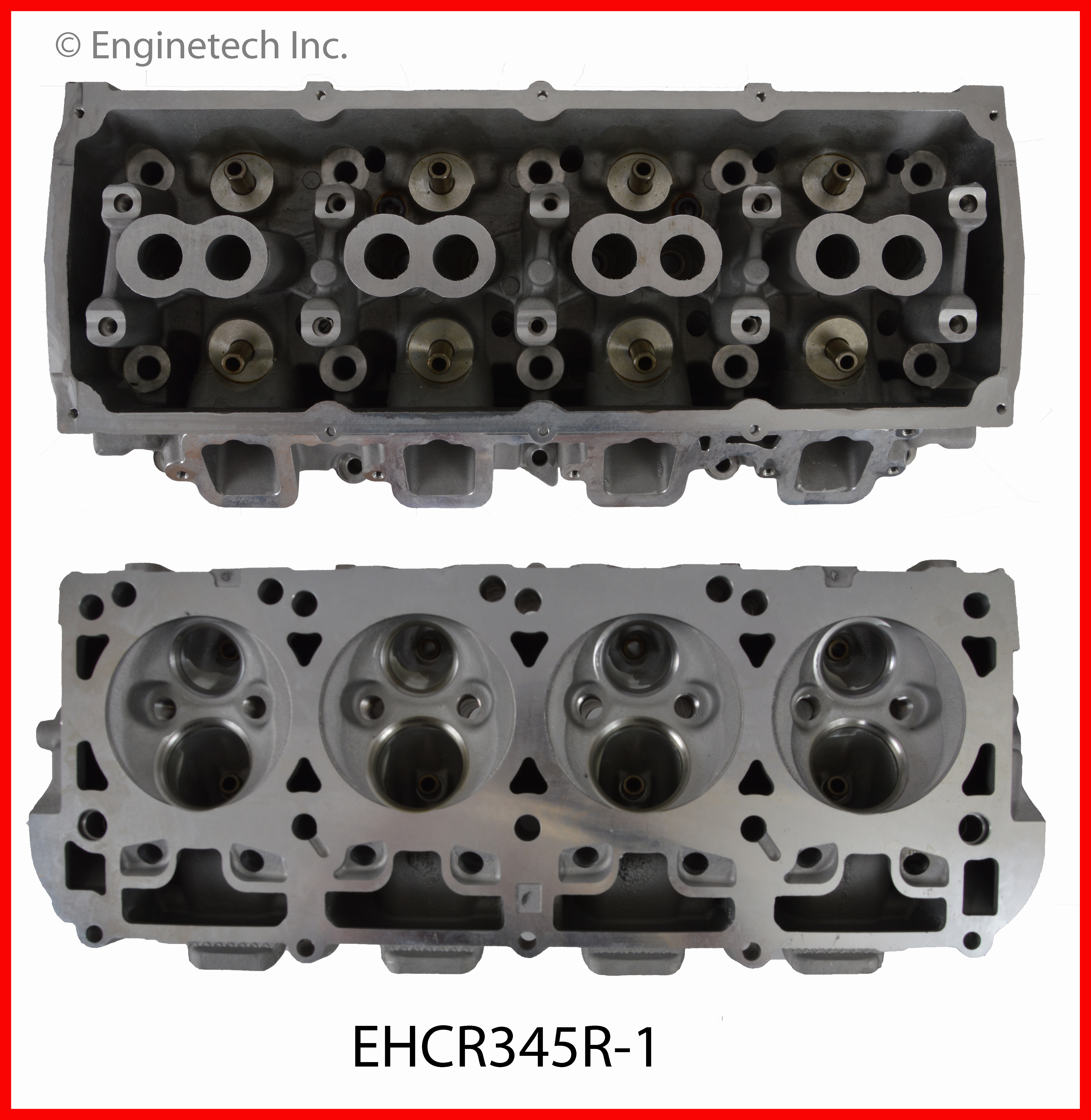 EHCR345R-1 Cylinder Head - Bare Enginetech