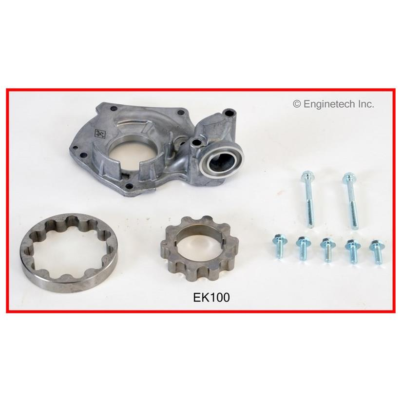 EK100 Oil Pump Repair Kit Enginetech