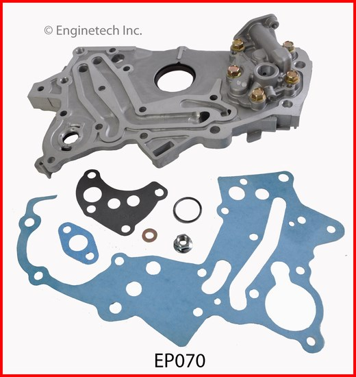 EP070 Oil Pump Enginetech