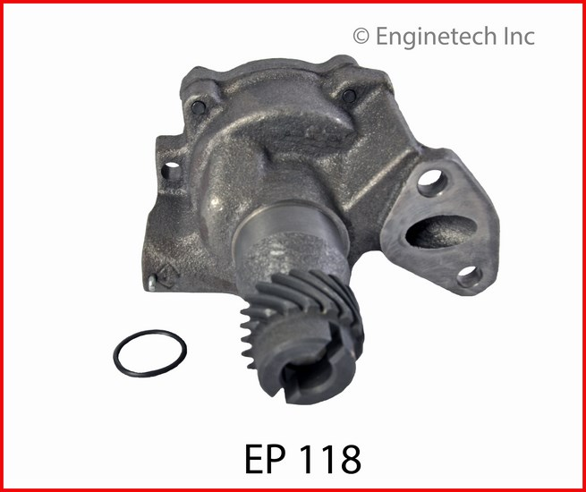 EP118 Oil Pump Enginetech