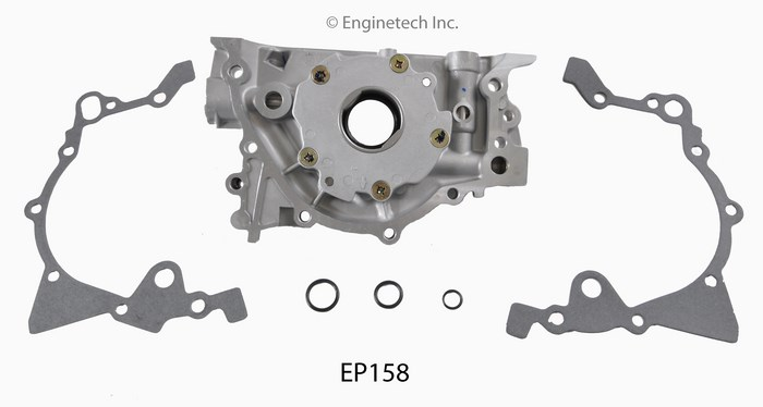 EP158 Oil Pump Enginetech