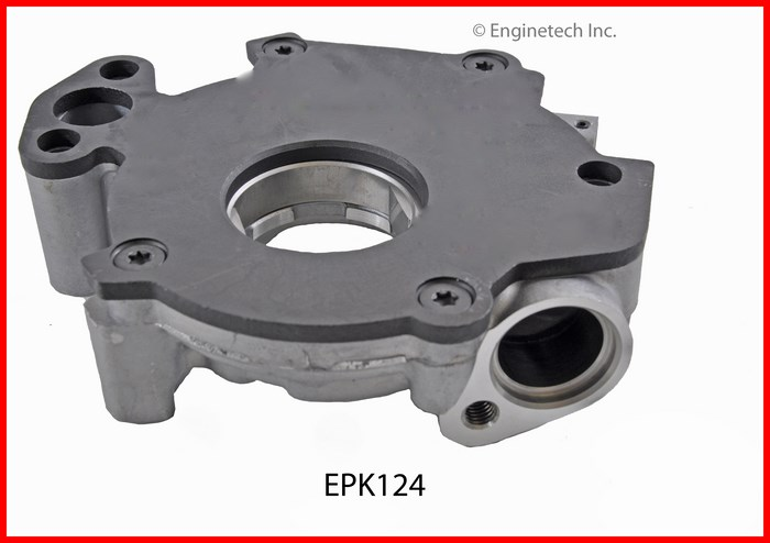 EPK124 Oil Pump Enginetech