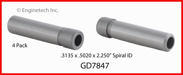 GD7847 Valve Guides Enginetech