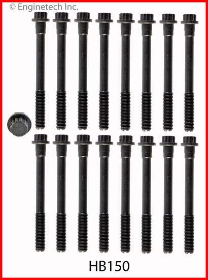 HB150 Head Bolt Set Enginetech
