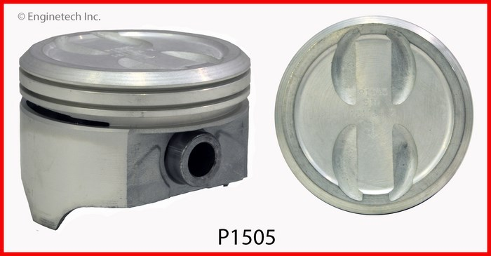 P1505(8) Piston Set Enginetech
