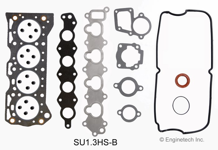 SU1.3HS-B Gasket Set - Head Enginetech
