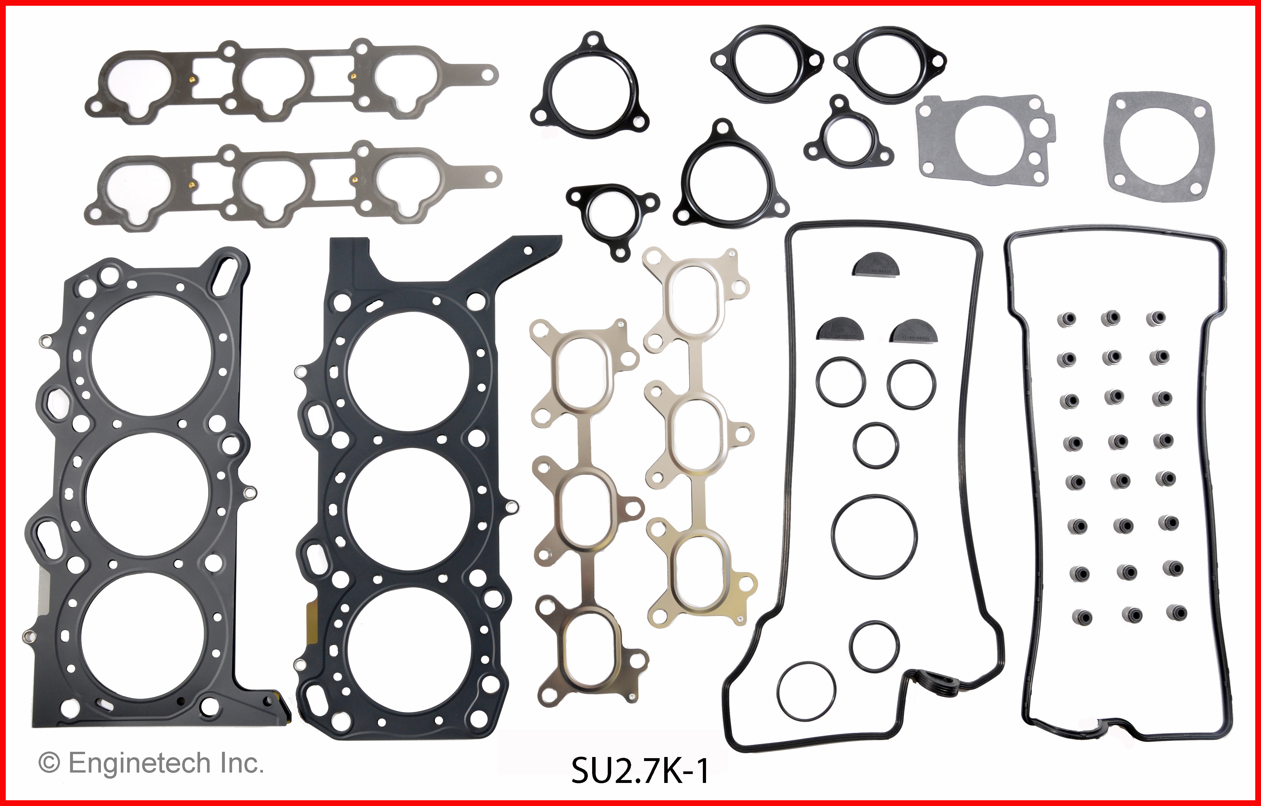 SU2.7K-1 Gasket Set - Full Enginetech
