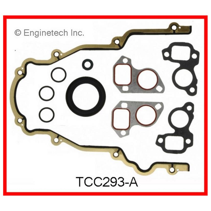 TCC293-A Gasket - Timing Cover Set Enginetech