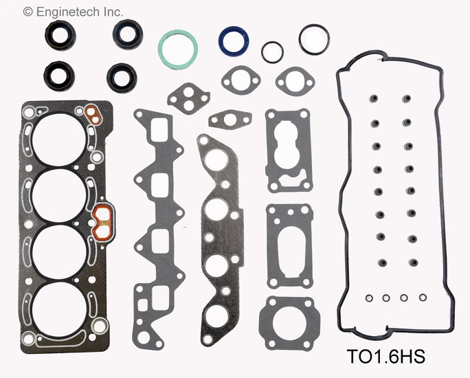 TO1.6HS Gasket Set - Head Enginetech